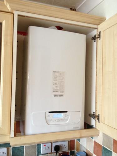 Boiler Replacement in Gillingham (SP8 Plumber), Dorset   John